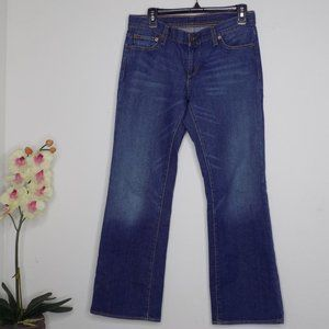 Ralph Lauren Polo Jeans Co Kelly Jean Sz 8 short
